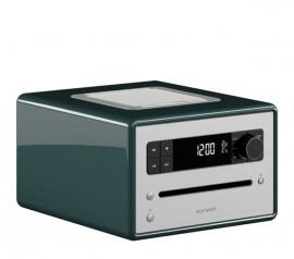 Sonoro Design CD2 Radio with Bluetooth/CD/USB/FM/DAB+ (Emerald Green)