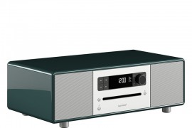 Sonoro Design STEREO 2 with Bluetooth/CD/USB/FM/DAB+ (Emerald Green)