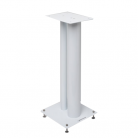Norstone Stylum 2 60cm Stand for Loudspeakers - White