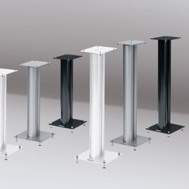 Norstone Stylum 1 50cm Stand for Loudspeakers - Black or White