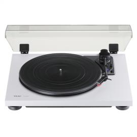 TEAC Bluetooth 3-speed Analog Turntable with Phono EQ - White