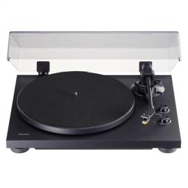 TEAC TN-280BT 2-speed Analog Turntable with Phono EQ and Bluetooth - Black