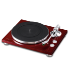 TEAC TN-300 2 Speed Analog Turntable (Cherry)