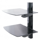 TTAP TTD-2-SHELF Twin Glass Accessory Shelf