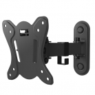 "Techlink TWM102 Swivel and Tilt Wall Mount, Screens 13"" to 28"""