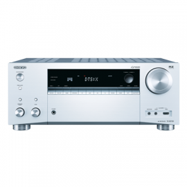 Onkyo TXRZ720 7.2-Channel Network A/V Receiver - Silver