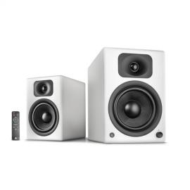 wavemaster TWO PRO White – 2.0 Bluetooth Speaker System