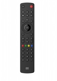 One For All Contour TV Universal Remote Control