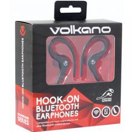 Volkano VB-508-BK Bluetooth Earphones With Mic