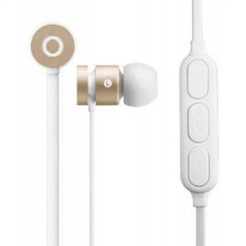 Volkano Mercury Series Magnetic Bluetooth Earphones - Gold & White