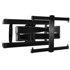 """NEW Sanus VLF728-B2 Large Full Motion Mount for TV's 42-75"""" - Black"""