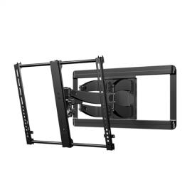 """SANUS VLF628 Full-Motion+ Mount For 46"""" - 90"""" flat-panel TVs"""