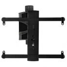 """NEW SANUS VMF720-B2 Medium Full Motion Mount for TV's up to 55"""" - Black"""
