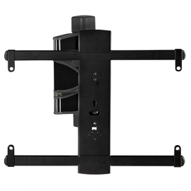 "NEW Sanus VMF720-B2 Medium Full Motion Mount for TV's 32-55"" - Black"
