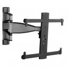 """NEW Sanus VMF720-S2 Medium Full Motion Mount for TV's 32-55"""" - Stainless Steel"""