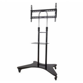 AVF WFSL600 Mobile TV Cart for Screens Up To 60