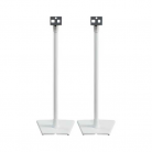 Sanus Speaker Stands for Sonos One, PLAY:1 & PLAY:3 - White (Singles or Pairs)