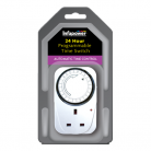 Infapower X011 24 Hour Programmable Time Switch