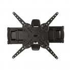 AVF ZNL454 Super-Slim Multi Position TV Wall Mount for Screens Up To 55