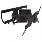 AVF ZNL665 Super-Slim Multi Position TV Wall Mount for Screens Up To 100
