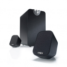 (((AE))) Acoustic Energy Aego M Subwoofer & Satellite System - Black