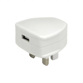 Mercury 421.743UK Compact USB Mains Charger 2.1A