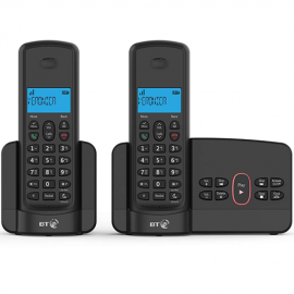 BT3110 Nuisance Call Blocker & Answer Machine - Twin