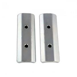 B-Tech Internal 50mm Pole Joiners - Zinc Plated