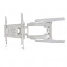 B-Tech BT8221W Ultra-Slim Double Arm Flat Screen Wall Mount for Screens up to 65