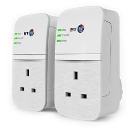 BT BTBE600MP Broadband Extender Flex 600 Kit - White