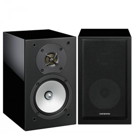 Onkyo D-175 2-Way Bass Reflex Speakers - Black