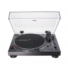 audio-technica NEW AT-LP120XUSB Black Direct-Drive Turntable