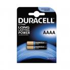 Duracell AAAA Size - MN2500 Plus Range Batteries
