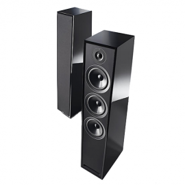 (((AE))) Acoustic Energy AE305B 305 Floorstanders - Black