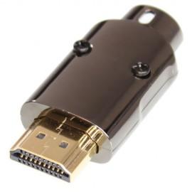 Real Cable PRO-HDPLUG HDMI Plug 20 Pack