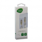 iSix IS12 3.5mm stereo plug to 3.5mm stereo plug