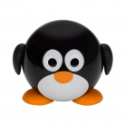 Kitsound KSNBBPEN My Doodles Buddy Bluetooth Wireless Penguin Speaker