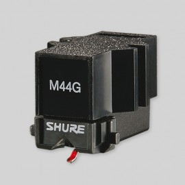 Shure M44G DJ Phono Cartridge for Mixing and Scratching