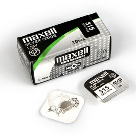 Maxell MAX315 Silver Oxide Battery