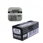 Maxell MAX329 Silver Oxide Battery