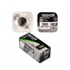 Maxell MAX390 Silver Oxide Battery