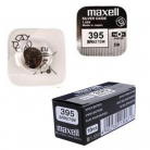 Maxell MAX395 Silver Oxide Battery