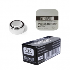 Maxell MAX397 Silver Oxide Battery