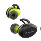 Pioneer SE-E8TW Truly Wireless Earphones - Yellow