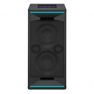 Pioneer XW-SX70-B Club7 Bluetooth Pumping Club Sound One-Box Audio System - Black