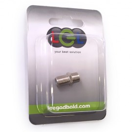 LGL PL102 F Plug - Back to Back Coupler