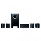 Pioneer S-HS100 Compact 5.1 Speaker Set with Bookshelf Speakers