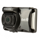 Cobra Snooper DVR-4HD Dash Cam with WiFi & Speed Camera Alerts