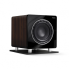 Elipson Prestige Facet SUB10 Subwoofer - Walnut/Black