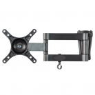 """TTAP TTD101DA Double Arm Full Motion TV Wall Mount for Screens up to 24"""""""